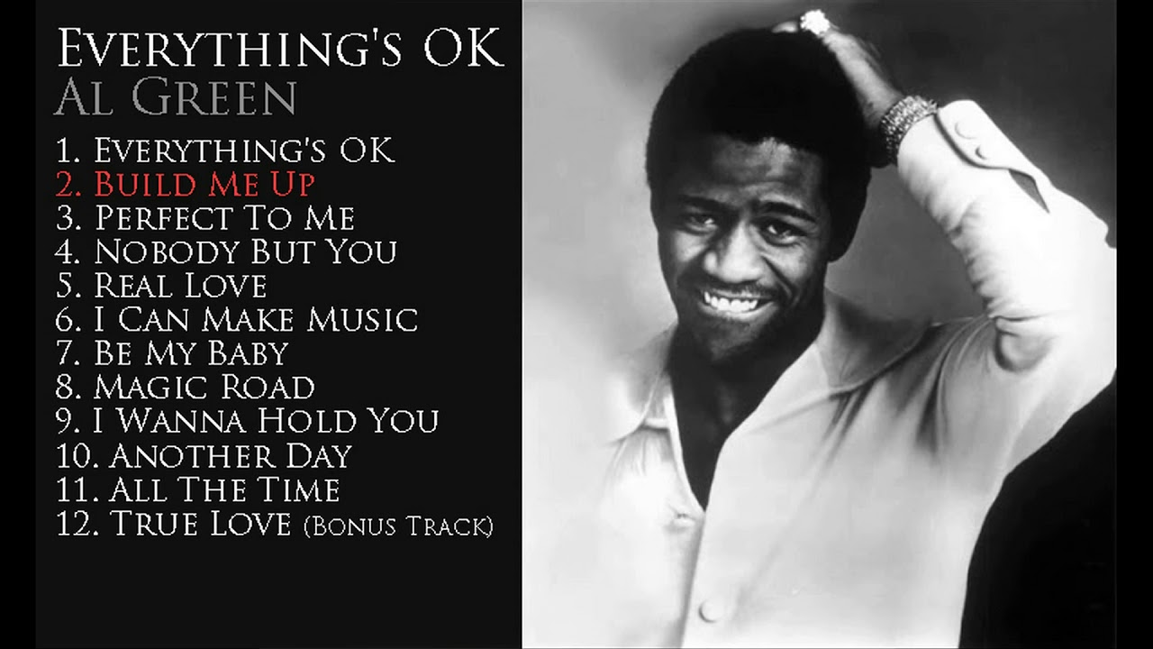 Al green another day