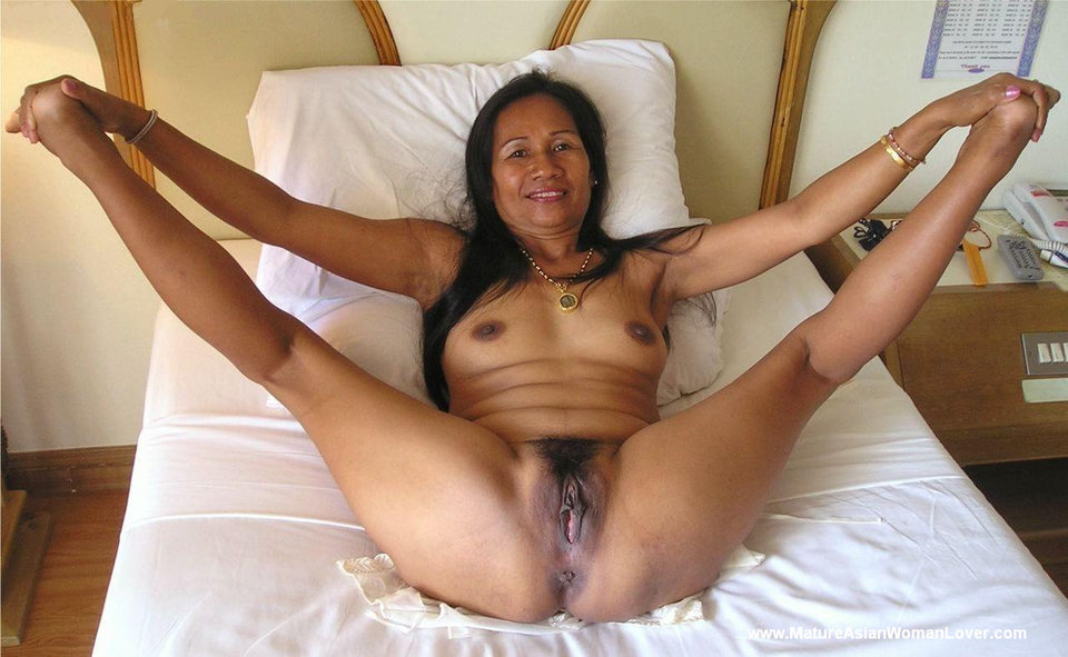 Asian pussy mature